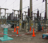 High voltage electrical installations, HV electrical installation