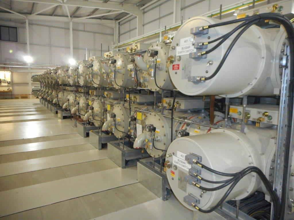 Bredbury GIS Substation Update - | EDES Ltd