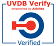 UVDB Verify empowered by Achilles. Verified