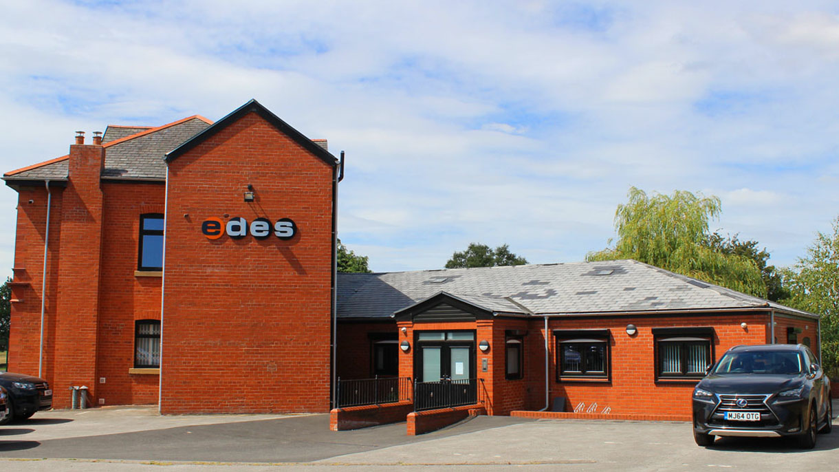 EDES - worsley, manchester, high voltage experts