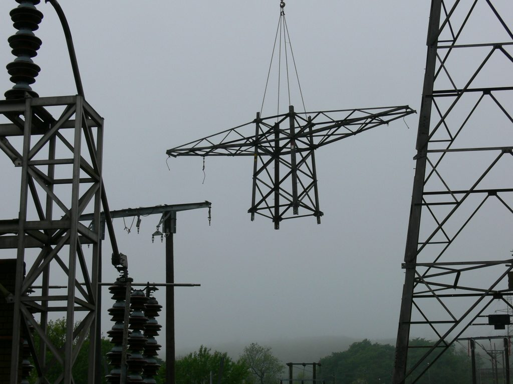 High voltage installation services