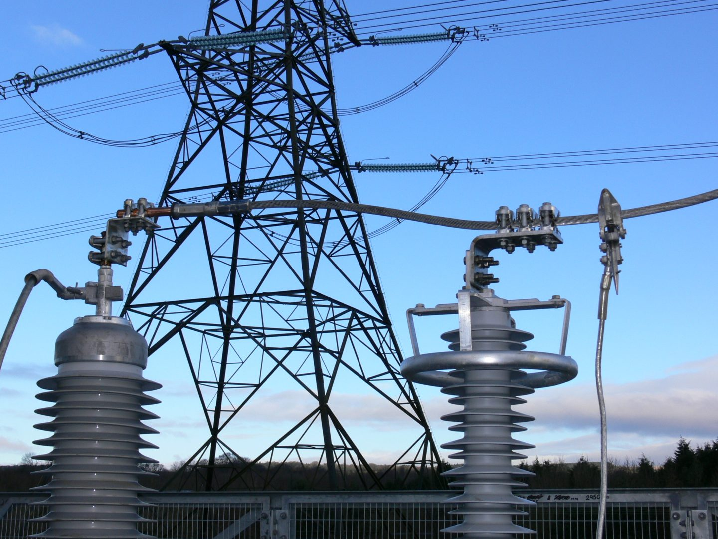 High voltage engineers UK